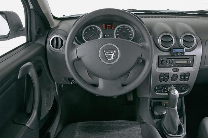 Dacia Duster 1.6 16V 4x2