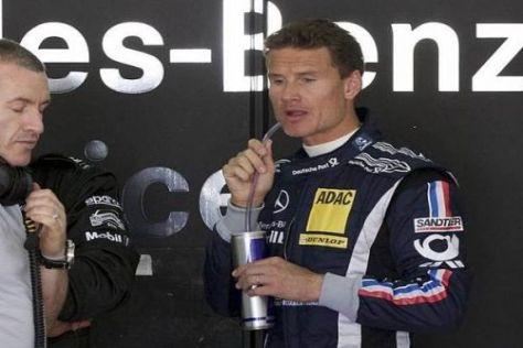 David Coulthard findet, dass es Spaß macht, auf dem Norisring zu fahren