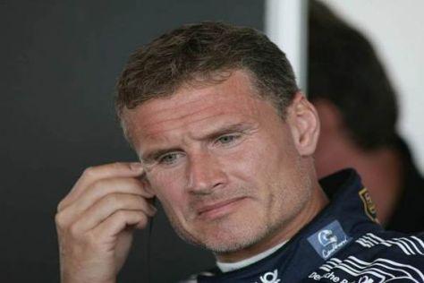 David Coulthard hatte eigentlich erwartet, einen Platz in den Top 10 zu holen