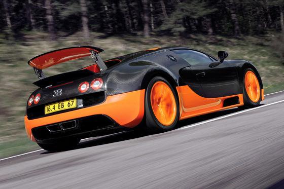 Bugatt Veyron 16.4 Super Sport