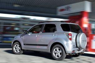 LPG für das Kompakt-SUV