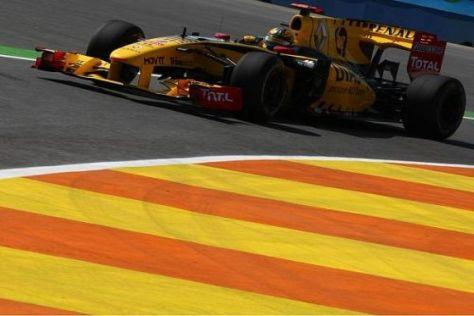 Robert Kubica möchte in Silverstone weitere gute Punkte sammeln