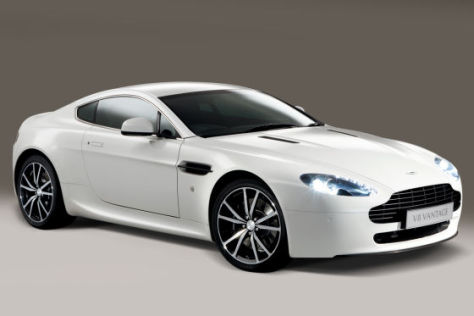 Aston Martin V8 Vantage N420 Autobild De