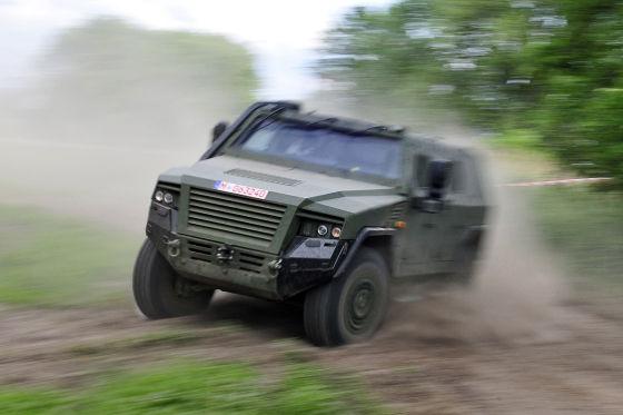 KMW/Rheinmetall AMPV