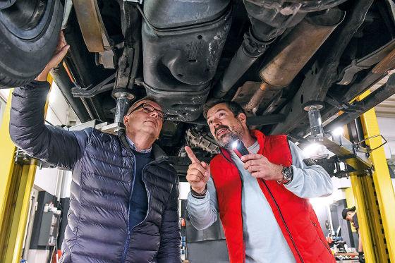 VW Amarok: Der Kilometerfresser