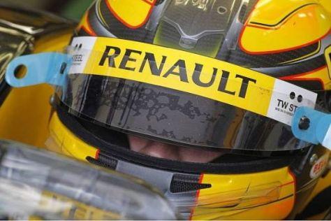 Robert Kubica könnte sich Kimi Räikkönen als neuen Teamkollegen vorstellen