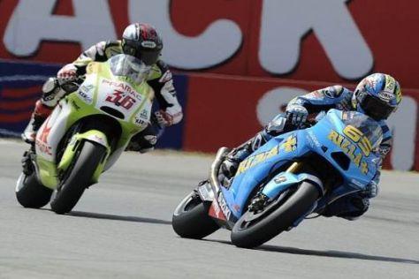 Wechselt Loris Capirossi 2011 von Suzuki zu Pramac-Ducati?