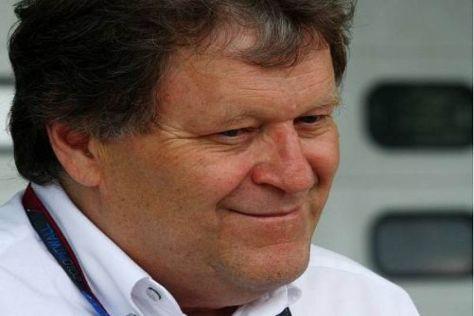 Norbert Haug zweifelt weiterhin nicht am Können von Michael Schumacher