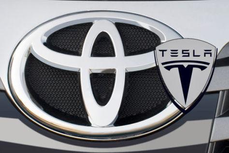 Kooperation zwischen Tesla und Toyota