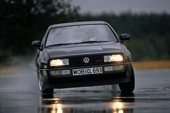 Sonstige Ausstattung: Neben der Performance überzeugte auch die Topausstattung des Corrado.
