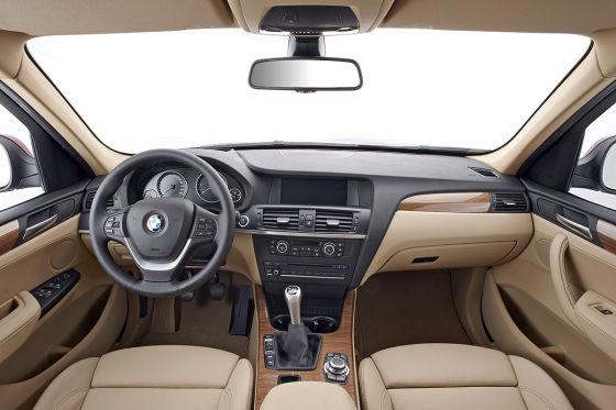BMW X3 (Modell (2011)