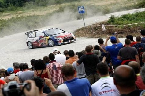 Ob die bulgarischen Fans weiter die WRC erleben können, ist noch unklar