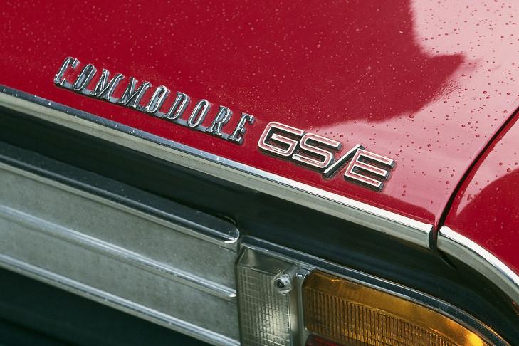 Opel Commodore A GS/E