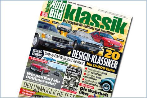 AUTO BILD KLASSIK 4/2010