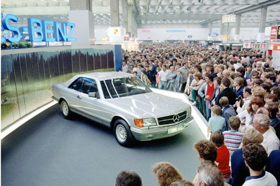 Mercedes SEC