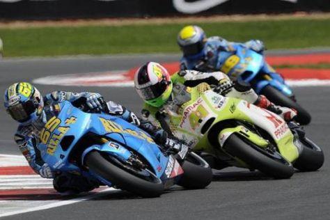 Aleix Espargaró schätzt die Zweikämpfe im breiten Mittelfeld der MotoGP 2010