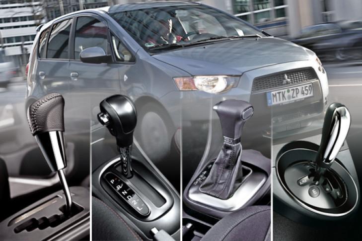 Kleinwagen Mit Automatik Die Top Und Flops Bilder Autobild De