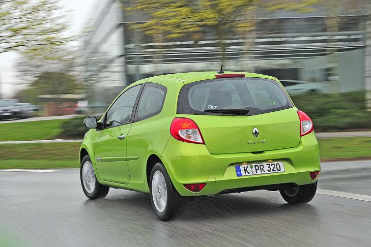 Renault Clio 1.2 16V 80 Eco2