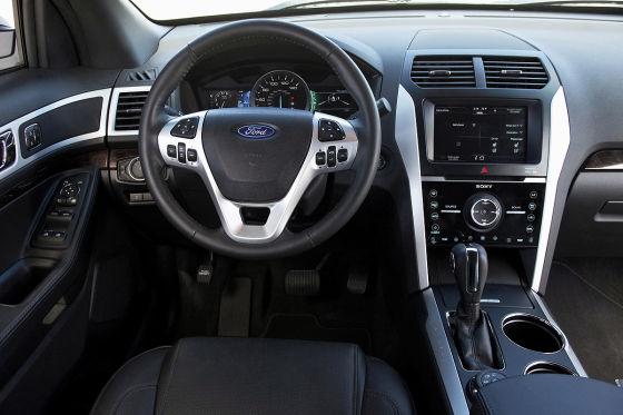 Ford Explorer (2011)