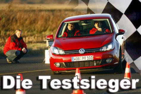 AUTO BILD-Testsieger 2010