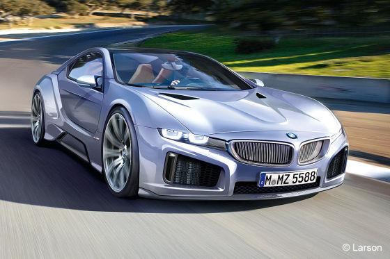 BMW M100 Illustration