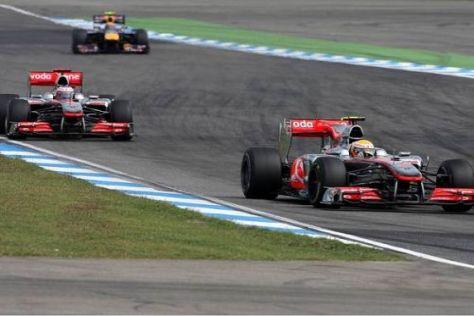McLaren will an diesem Wochenende mit mehr Abtrieb nach vorne kommen