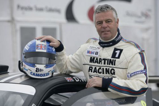 Warwick war war beim GP Ungarn als Rennkommissar im Einsatz, forderte eine Sperre Schumachers für ein Rennen.