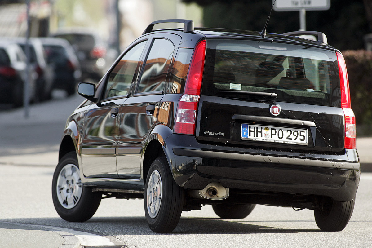 Fiat 500 Automatik Schaltung Erklarung