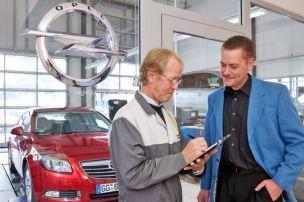 Opels Rekordgarantie