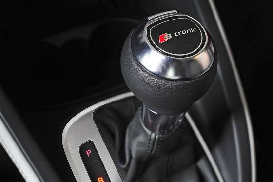 S tronic im Audi A1