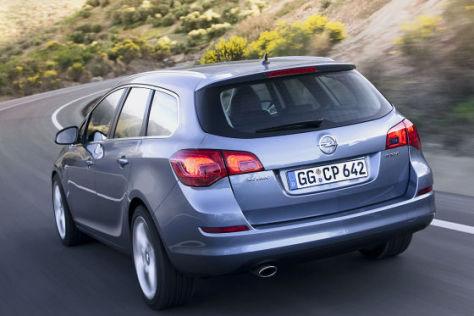 Das Kostet Der Neue Opel Astra Sports Tourer Autobild De
