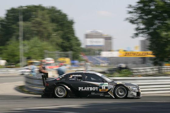 Audi A4 DTM am Norisring