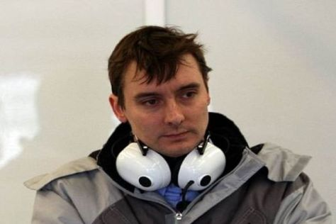 Hoffnungsträger: James Key ist seit April 2010 neuer Technikchef bei Sauber