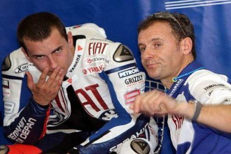 Jorge Lorenzo will sein erstes MotoGP-Podium in Brünn holen