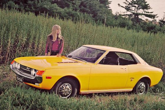Toyota Celica GT (1973)