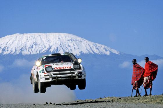 Toyota Celica Turbo 4WD World Rallye Champion