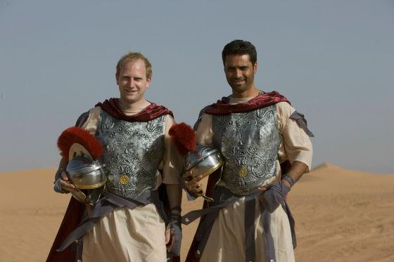 Nasser Al-Attiyah und Timo Gottschalk