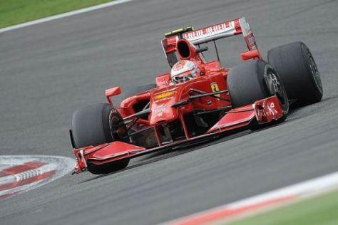 Im vergangenen Jahr siegte Kimi Räikkönen in Spa-Francorchamps