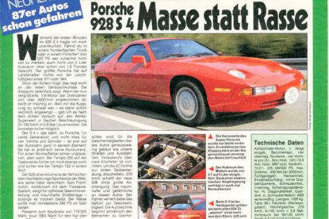 Porsche 928 S 4