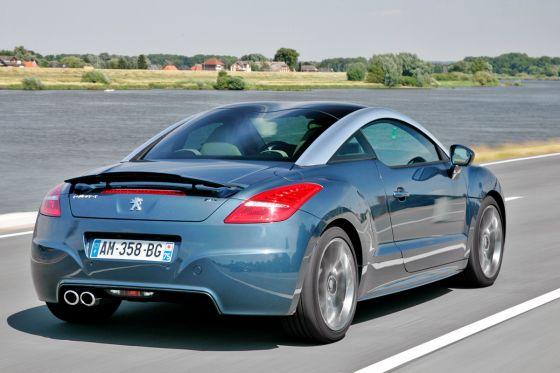 Peugeot macht Fahrspaß bezahlbar: Der RCZ ist 5000 Euro billiger als der TT.