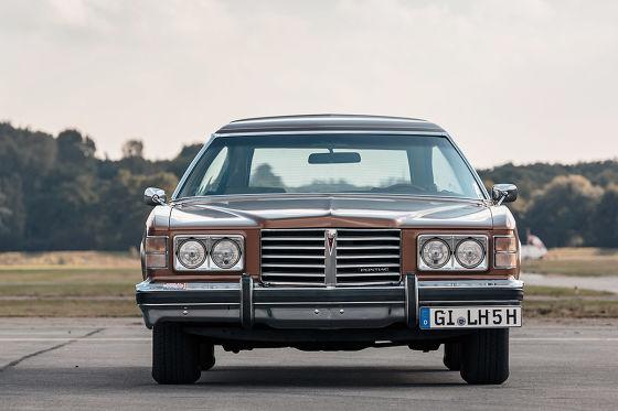 Ein Ami schlägt der Daimler