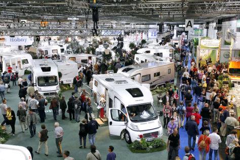 Caravan Salon 2013: Neuheiten auf der Messe - autobild.de