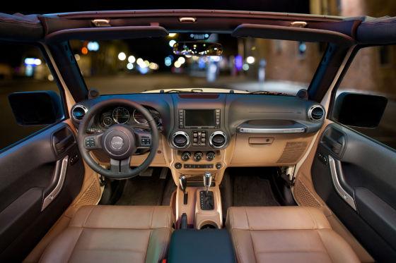 Jeep Wrangler (2011)