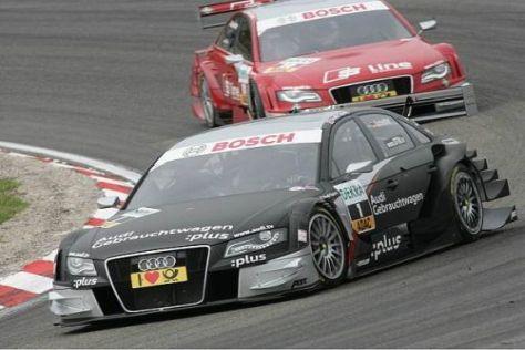 Timo Scheider muss noch um seinen dritten Platz von Zandvoort bangen