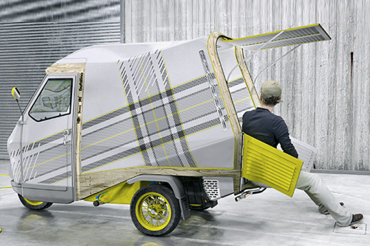 Wohnmobil Bufalino