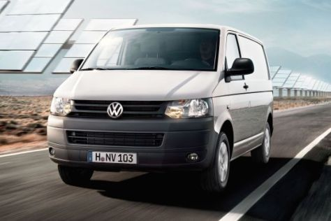 VW T5 BlueMotion