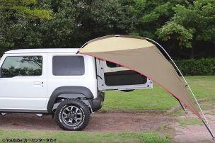 Suzuki Jimny wird zum Mikro-Camper