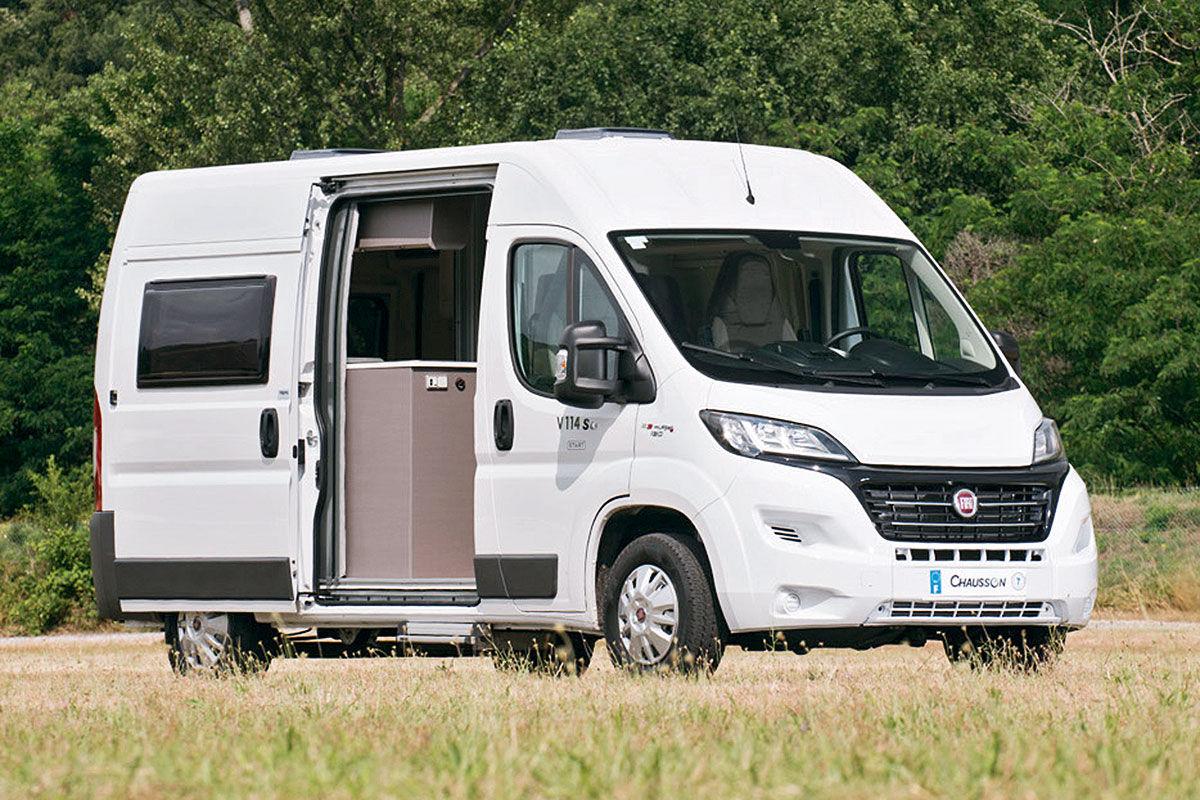 Übersicht der Simpel-Reisemobile - Bilder - autobild.de
