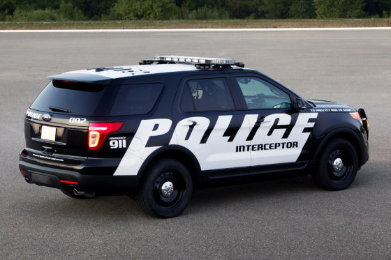 Police Interceptor Utility Vehicle