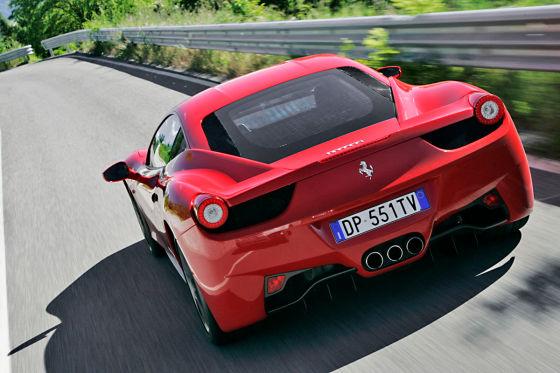 Ferrari-Rückruf: Weltweit 1248 Autos sind betroffen, vier sind bereits abgebrannt.